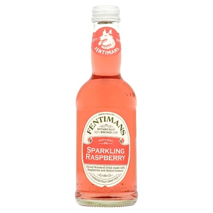 Picture of FENTIMANS SPARKLING RASPBERRY 275ML X 12