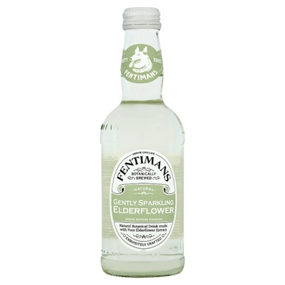 Picture of FENTIMANS ELDERFLOWER 275MLx12