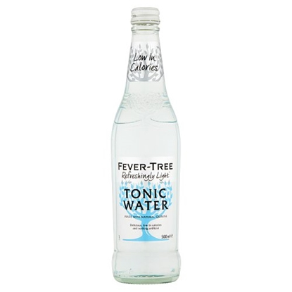 Picture of FEVER TREE LIGHT TONIC 500MLx8