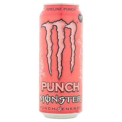 Picture of PM £1.45 MONSTER PIPELINE PUNCH 500ML X 12