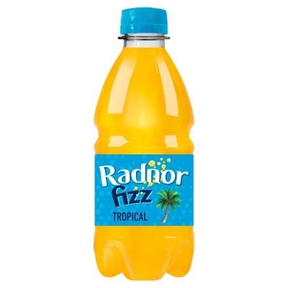 Picture of RADNOR FIZZ TROPICAL 330ML x24