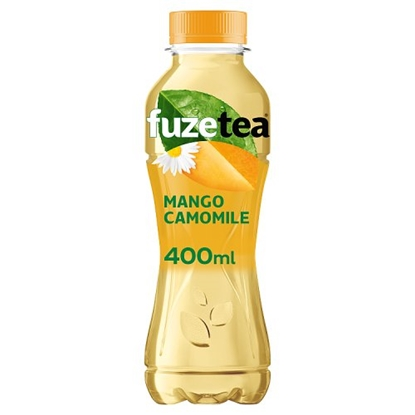 Picture of FUZE GREEN TEA MANGO CHAMOMILE 400ML X 12