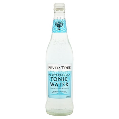 Picture of FEVER TREE MEDITERRANEAN TONIC 500MLx8