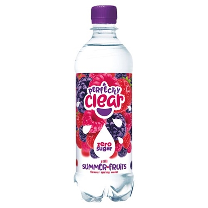 Picture of PERFECTLY CLEAR SUMMER FRUITS 500ML X 12