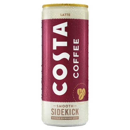 Picture of COSTA COFFEE *LATTE* 250ML X 12