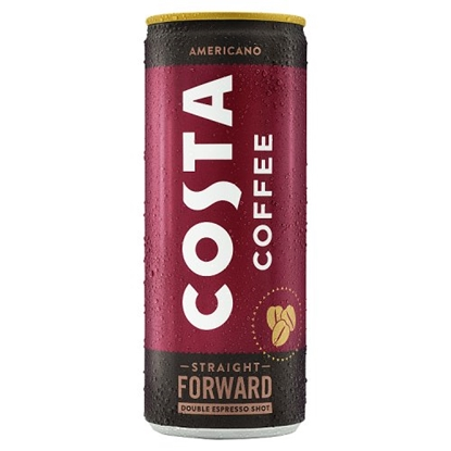 Picture of COSTA COFFEE *AMERICANO* 250ML X 12