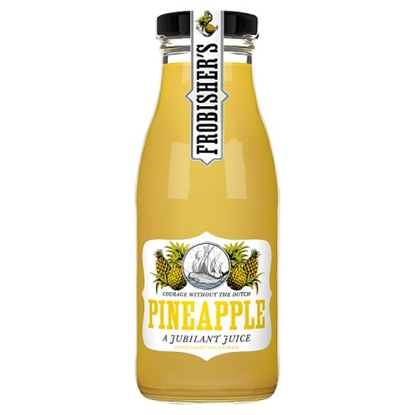 Picture of FROBISHERS PINEAPPLE JUICE 250ML X 24