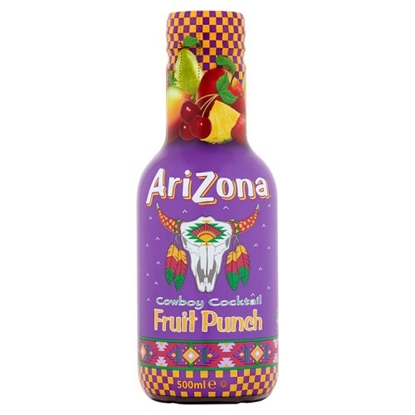 Picture of ARIZONA FRUIT PUNCH 500ML X 6