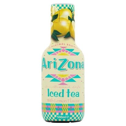 Picture of ARIZONA LEMON ICED TEA 500ML x 6
