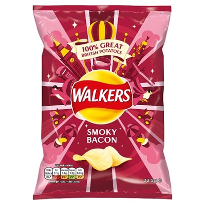 Picture of WALKERS BACON STANDARD X 32