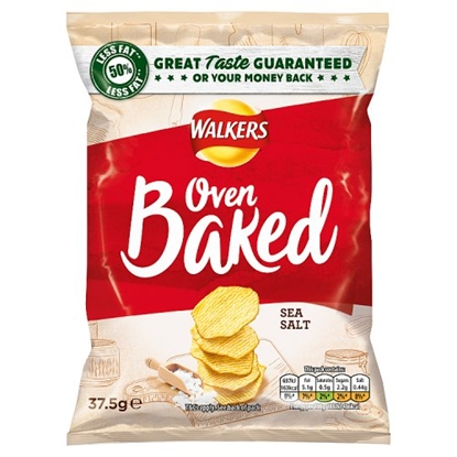 Picture of WALKERS *BAKED* PLAIN X 32