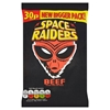 Picture of PM 30P SPACE RAIDERS BEEF 25G X 36