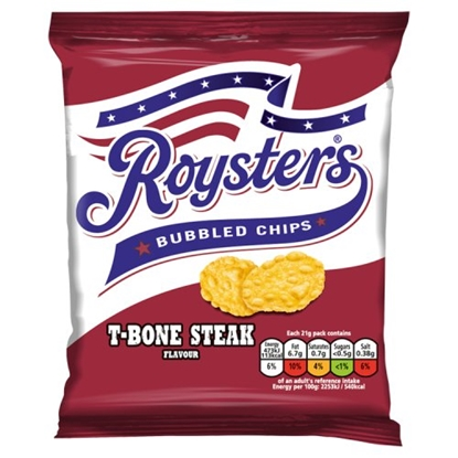 Picture of ROYSTERS T.BONE STEAK X 28