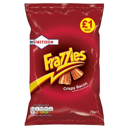 Picture of PM £1 FRAZZLES 72G X 15