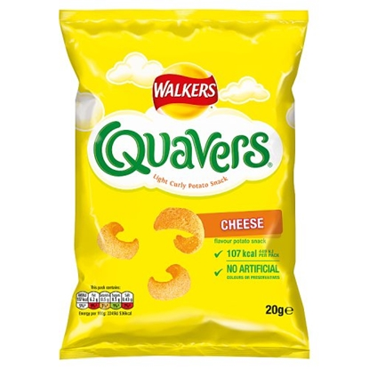 Picture of QUAVERS CHEESE X 32