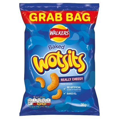 Picture of WOTSITS CHEESE *BIG EATS* X 30