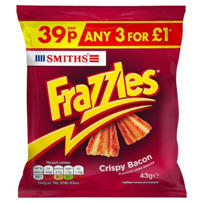 Picture of PM 39P FRAZZLES 43G X 30