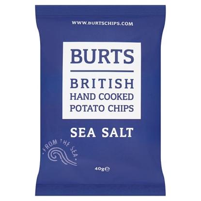 Picture of BURTS SEA SALT *40G* X 20