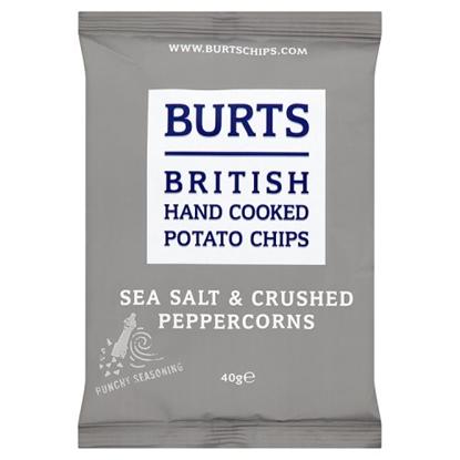 Picture of BURTS SALT & PEPPER *40G* X 20