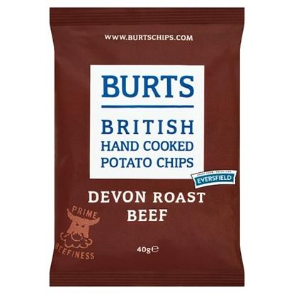 Picture of BURTS DEVON ROAST BEEF *40G* x20