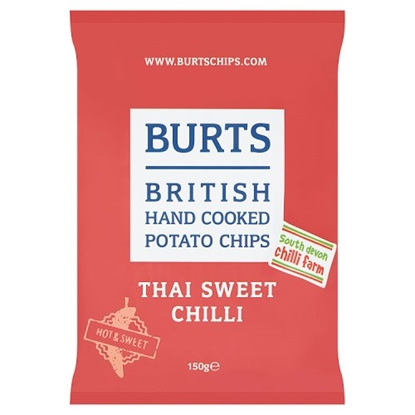 Picture of *150G* BURTS SWEET CHILLI X 10