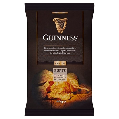 Picture of BURTS GUINNESS *40G* X 20
