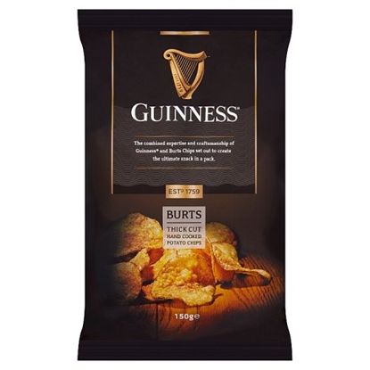 Picture of *150G* BURTS GUINNESS X 10