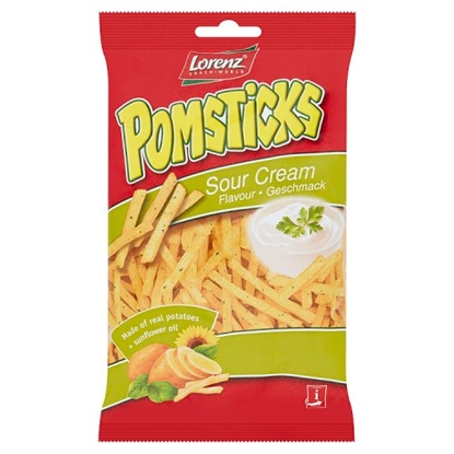 Picture of POMSTICKS SOUR CREAM 85G x 12
