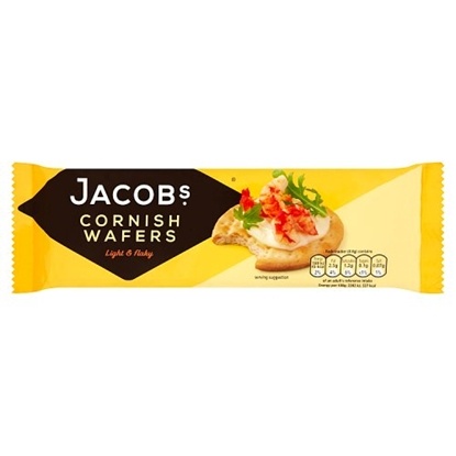 Picture of JACOBS CORNISH WAFERS 150Gx12