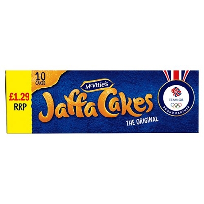 Picture of PM £1.29 MCVITIES JAFFA CAKES BOX X 12