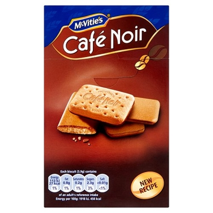 Picture of MCVITIES  CAFE NOIR 200G X 8