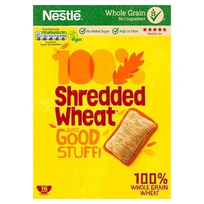 Picture of *NON PM*SHREDDED WHEAT 16s X 8