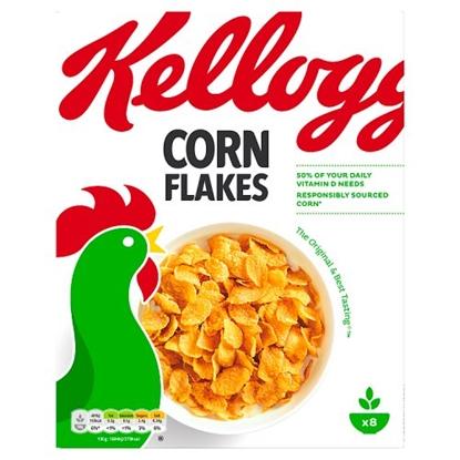 Picture of KELLOGGS CORNFLAKES 250G X 5