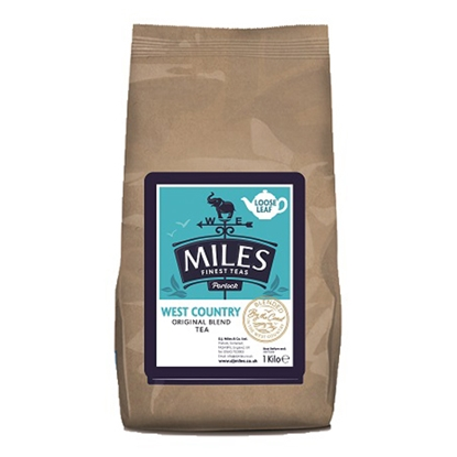 Picture of MILES *LOOSE TEA* 1KG X 1