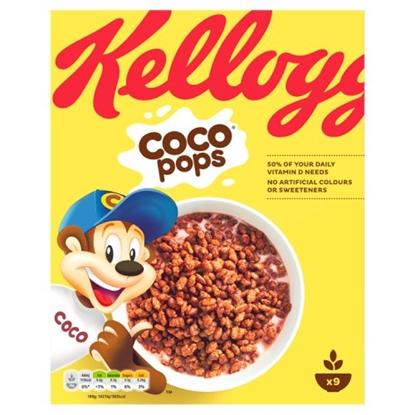 Picture of *NON PM * KELLOGGS COCO POPS 295G X 10
