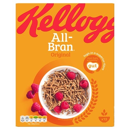 Picture of KELLOGGS ALL-BRAN 500G X 6