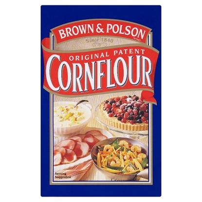 Picture of BROWN & POLSON CORNFLOUR 250G X 12