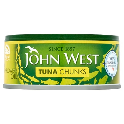 Picture of PRINCES TUNA CHUNKS  IN OIL 145G x 12