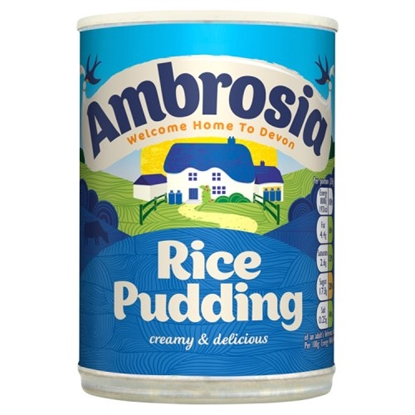 Picture of *NON PM* AMBROSIA RICE PUDDING 400Gx12