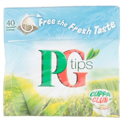 Picture of *NON PM* PG TEA BAGS 40S X 12