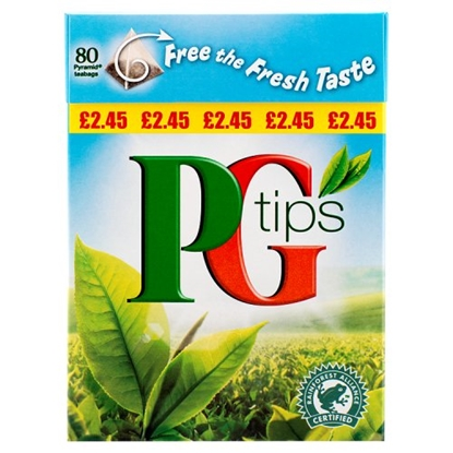Picture of PM £2.65 PG TIPS 80s X 6