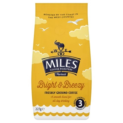 Picture of MILES BRIGHT AND BREEZY 227G X12