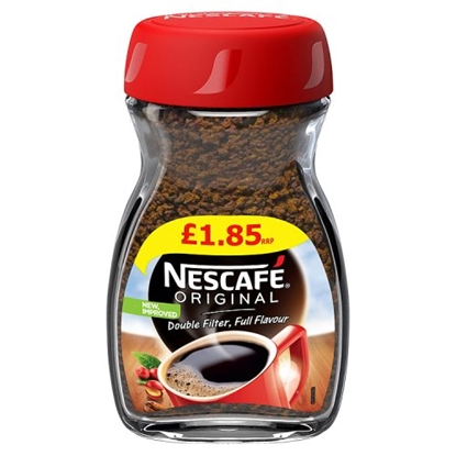 Picture of PM £2.19 NESCAFE ORIG.*50G* X 12