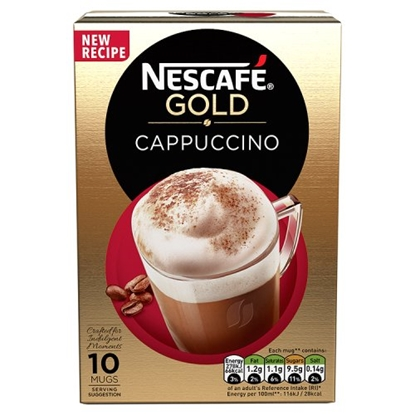 Picture of CAPPUCCINO SACHETS 8S X 6