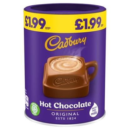 Picture of PM £1.99 CADBURY DRINKING CHOC 250Gx6