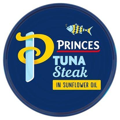 Picture of PRINCES TUNA CHUNKS*OIL*160G