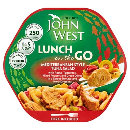 Picture of LIGHT LUNCH TUNA MEDIT.250Gx6