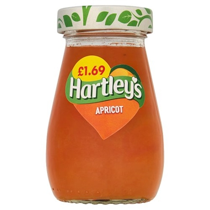 Picture of PM £1.69 HARTLEYS APRICOT JAM 340G X 6