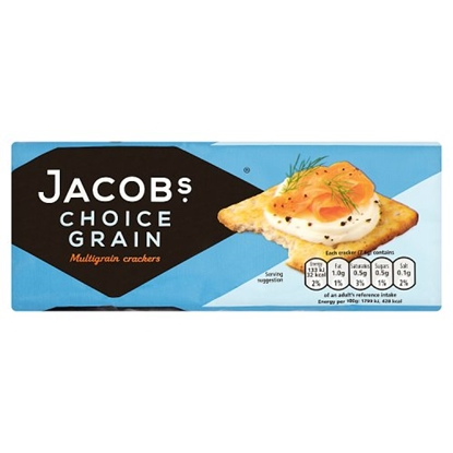 Picture of JACOBS CHOICE GRAIN 200G X 12