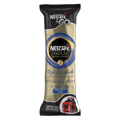 Picture of NESCAFE WHITE *DECAFF* 12OZ x8(SLEEVE)